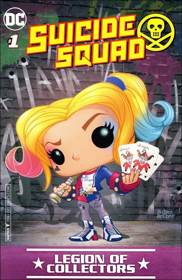 Suicide Squad (1987) 1-C by DC