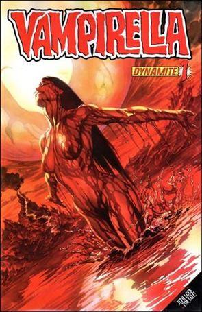 Vampirella (2010) 1-E