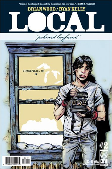 Local 2-A by Oni Press