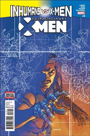 Extraordinary X-Men 18-A
