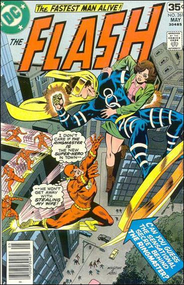 Flash (1959) 261-A by DC
