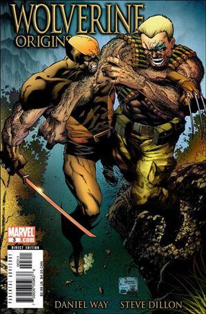 Wolverine: Origins 3-A