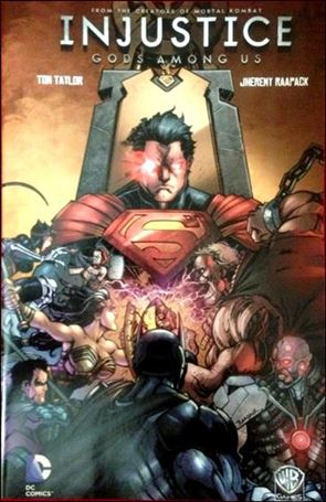 Injustice: Gods Among Us 1-D