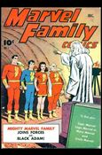 Marvel Family 1-A
