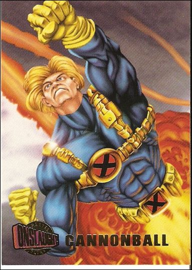Marvel Ultra: Onslaught (Base Set) 4-A by Fleer/SkyBox