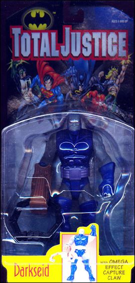 Total Justice Darkseid by Kenner