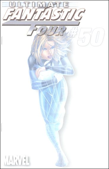 Ultimate Fantastic Four 50-B by Marvel