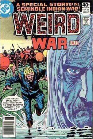 Weird War Tales (1971) 88-A