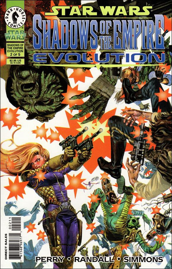 Star Wars: Shadows of the Empire - Evolution 2-A by Dark Horse