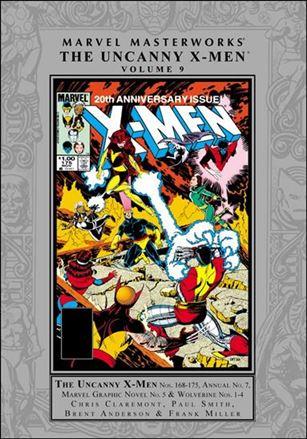 Marvel Masterworks: The Uncanny X-Men 9-A