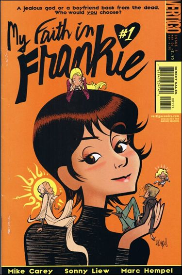 My Faith in Frankie 1-A by Vertigo