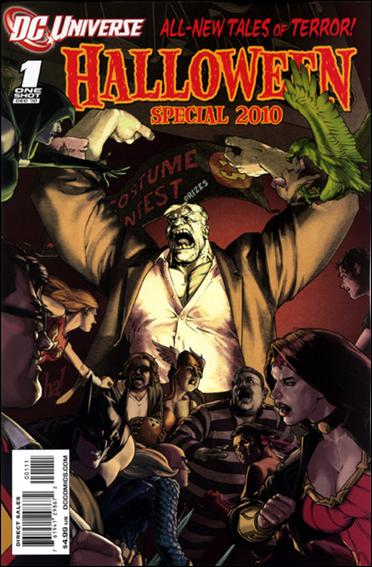 DCU Halloween Special 2010 1-A by DC