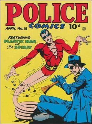 Police Comics 18-A