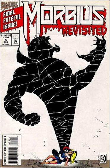 Morbius: Revisited 5-A by Marvel