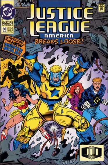 Justice League America 80-A by DC