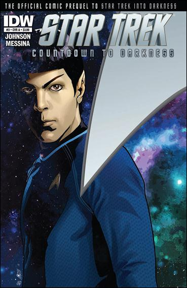Star Trek: Countdown to Darkness 3-A by IDW