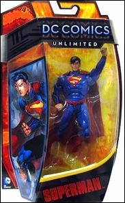 DC Comics Unlimited Superman (New 52) by Mattel
