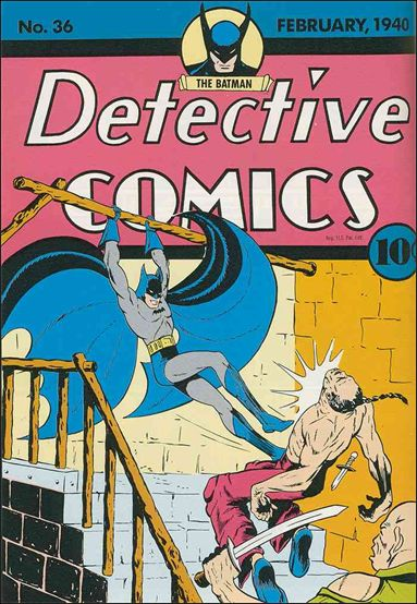 Detective Comics (1937) 36-A by DC