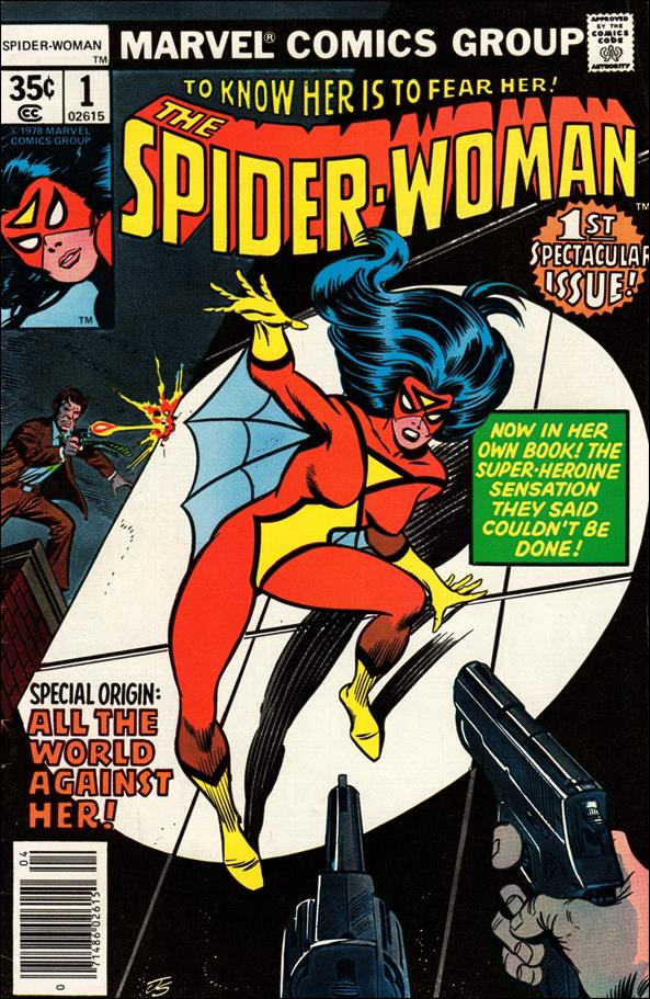 Spider-Woman (1978) 1-A by Marvel