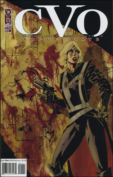 CVO: Covert Vampiric Operations-Rogue State 1-A by IDW