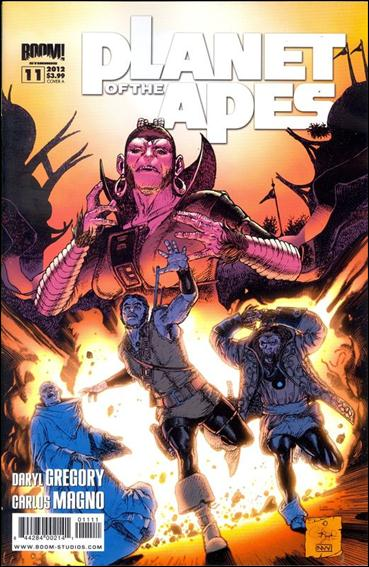 Planet of the Apes (2011) 11-A by Boom! Studios