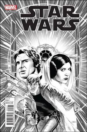 Star Wars (2015) 5-B