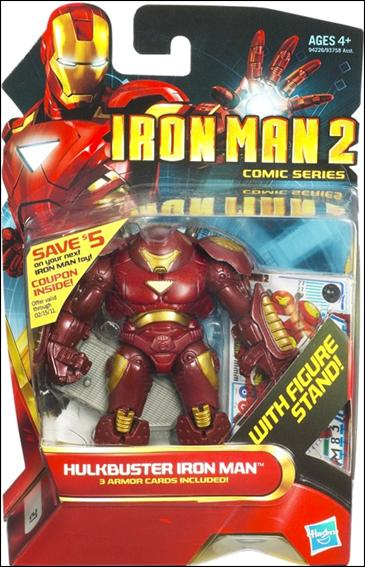 Iron Man 2 Hulkbuster Iron Man (Comic Series) by Hasbro
