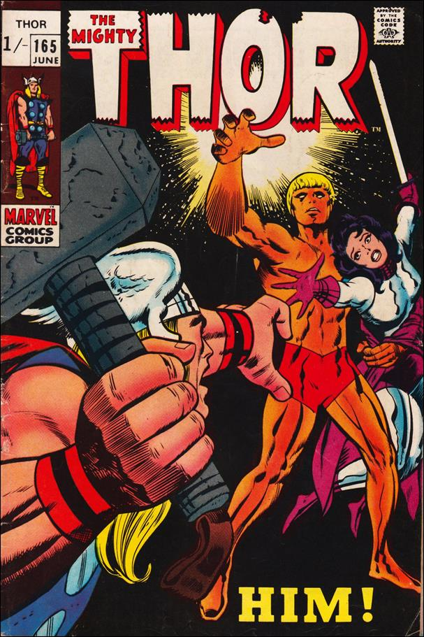 Thor (1966) 165-B by Marvel