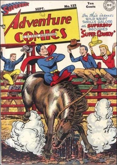 Adventure Comics (1938) 132-A by DC