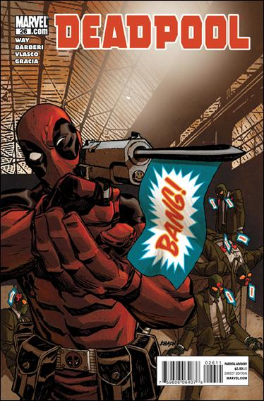 Deadpool (2008) 26-A by Marvel