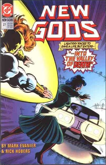 New Gods (1989) 27-A by DC