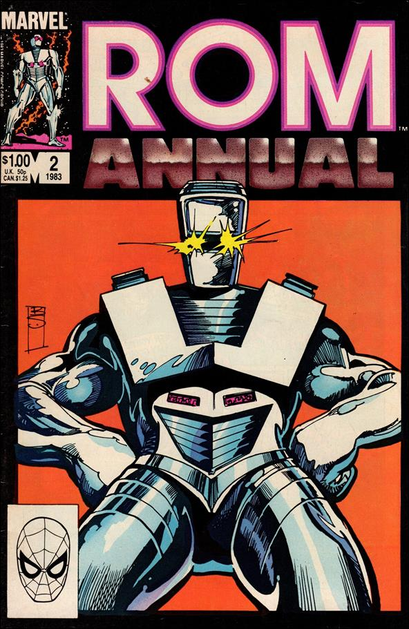 ROM Annual 2-A by Marvel