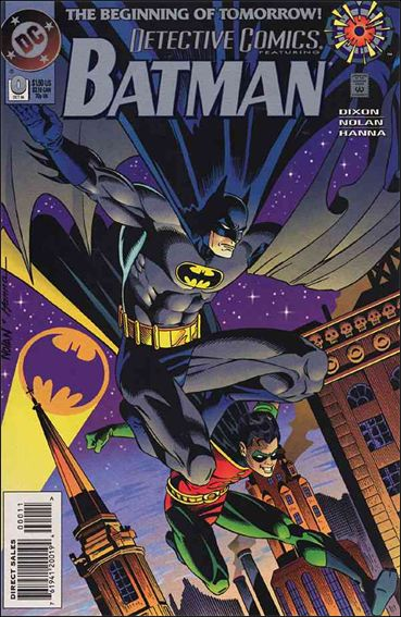 Detective Comics (1937) 0-A by DC