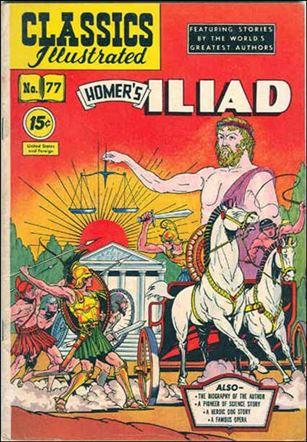 Classic Comics/Classics Illustrated 77-C