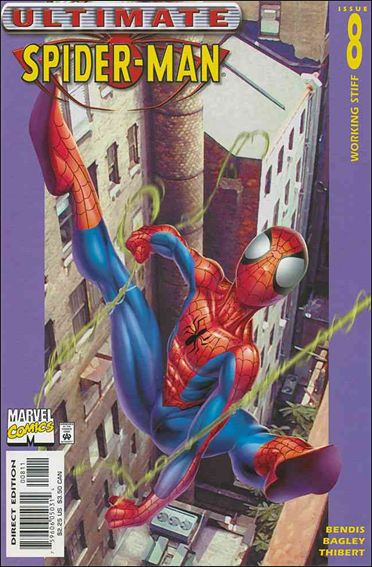 Ultimate Spider-Man (2000) 8-A by Marvel
