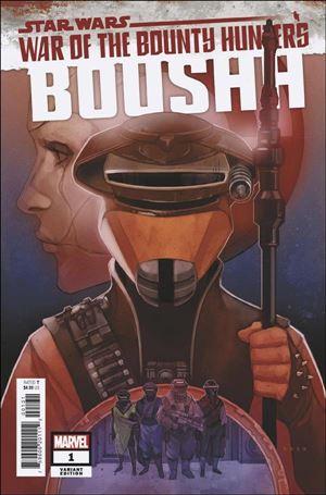 Star Wars: War of the Bounty Hunters - Boushh 1-B