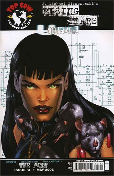 Rising Stars: Untouchable 3-A by Top Cow