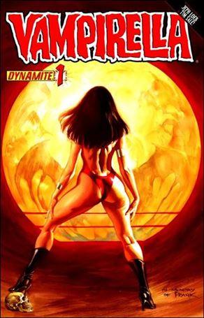 Vampirella (2010) 1-B