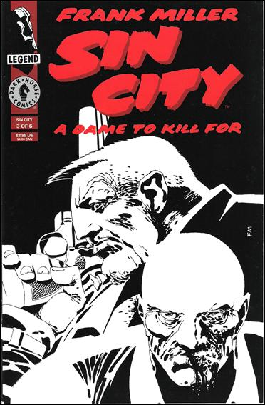 Sin City: A Dame to Kill For 3-A by Dark Horse