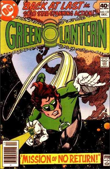 Green Lantern (1960) 123-A by DC