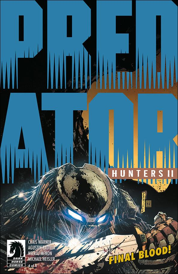 Predator: Hunters II 4-A by Dark Horse