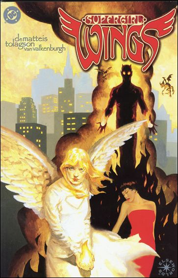 Supergirl: Wings 1-A by DC
