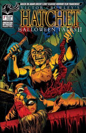 Victor Crowley's Hatchet Halloween Tales II 1-B