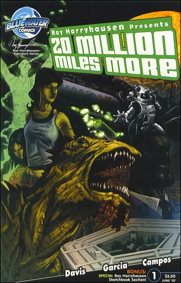 20 Million Miles More 1-A by Bluewater Comics