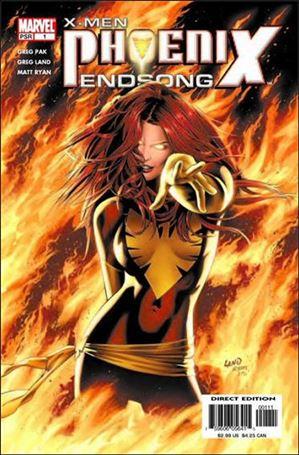 X-Men: Phoenix - Endsong 1-A