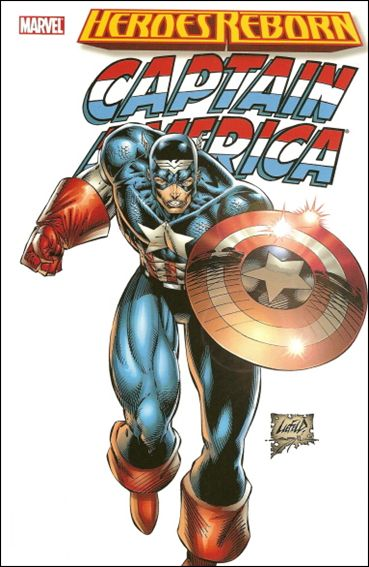 Heroes Reborn: Captain America nn-A by Marvel