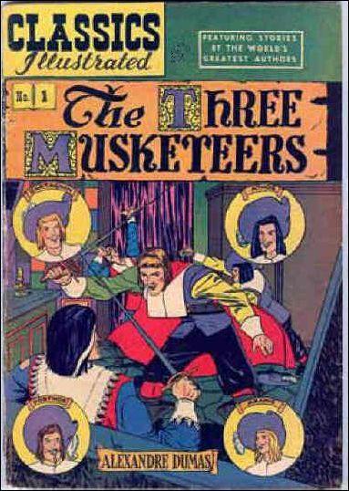 Classic Comics/Classics Illustrated 1-I by Gilberton