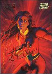 1994 Marvel Masterpieces (Gold-Foil Signature Parallel Base Set) 69-A by Fleer