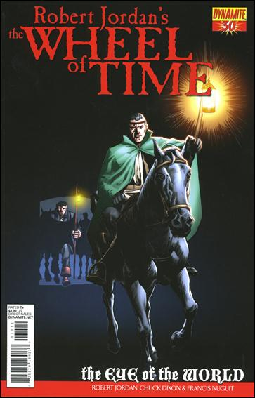 Robert Jordan's Wheel of Time: The Eye of the World (2010) 30-A by Dynamite Entertainment