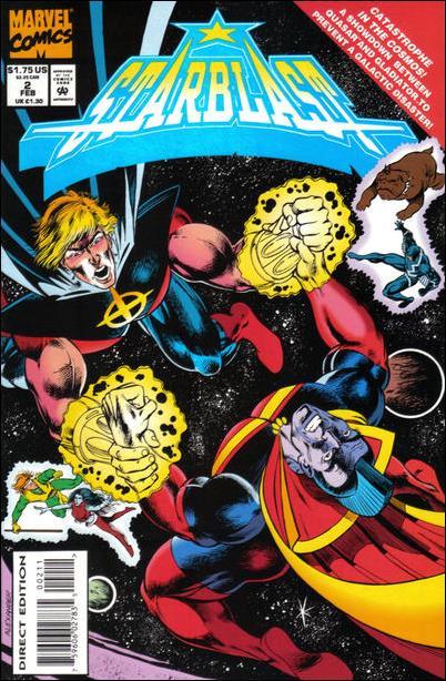 Starblast 2-A by Marvel